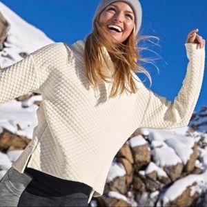 New Balance Heat Technology sweatshirt turtleneck